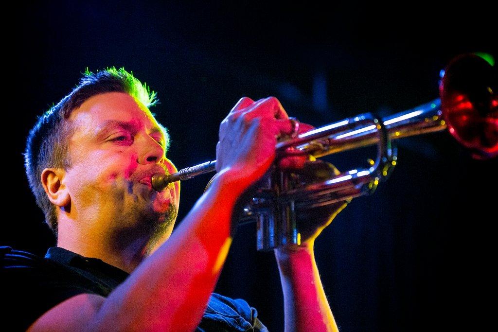 The Haggis Horns - Trumpet